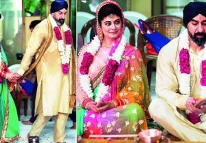 Pooja Batra And Nawab Shah Wedding Photos