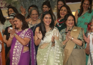 Kajol and Kokilaben Ambani snapped at Opening Ceremony of IMC Ladies Wing