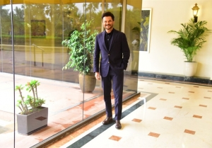 Anil Kapoor At ErosNow and Microsoft Event For The Next Level Of Innovation