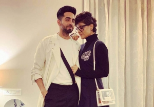Inside Photos Of Ayushmann Khurrana 35th Birthday In Mumbai