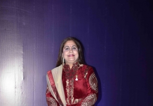 Celebs At Shaarika Pandit's Wedding Reception