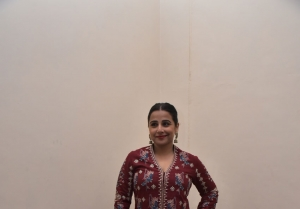 Vidya Balan snapped at FICCI Event in Jaipur