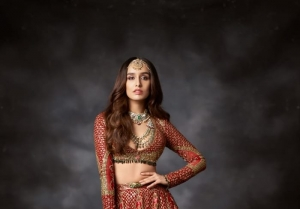 Shraddha Kapoor showstopper for FDCI India Couture Week 2020