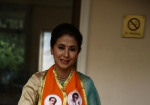 Urmila Matondkar Joins Shiva Sena Party