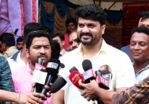 Srujan Lokesh 38th  Birthday