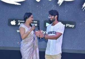 Vijay Deverakonda's Rowdy Club Launch
