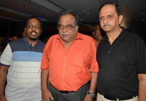 Ambi Ning Vayassaytho Movie Press Meet