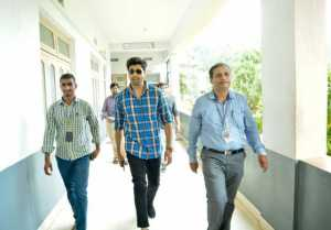 Goodhachari Movie Success Tour
