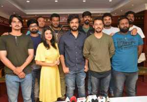 Sankashtakara Ganapathi Movie Success Meet
