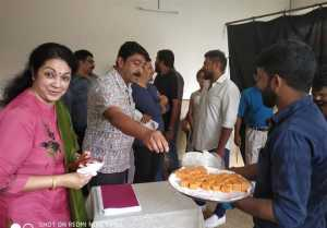Mikhayel Movie Pooja