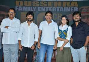Devadas Movie Success Meet