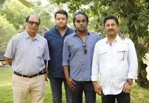 Game Over Movie Pooja