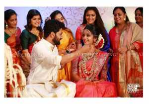 Actress Meera And Vishnu Wedding Pictures