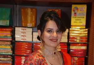 Actresses Shalu Chaurasia, Nilofar, Top Models Showcases Exclusive Diamond Jewelry at ANUTEX Shopping Mall