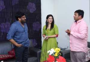 Megastar Chiranjeevi Appriciated Taxiwaala Team