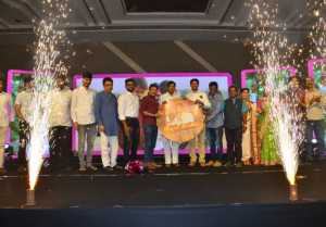 Udyama Simham Movie Audio Release