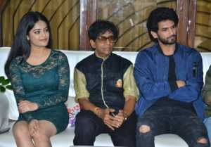Anaganaga O Premakatha Movie Press Meet