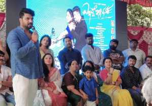 Srujan lokesh  Ellidde Illi Tanaka Kannada Movie Mohurtha