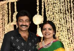 Rajashekhar's Newphew Marriage