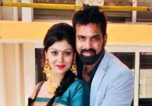 Bigg Boss Kannada Contestant Aiyappa And Anu Marriage Photos