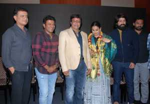 NTR-Kathanayakudu Bangalore Press Meet
