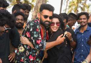 Ram Birthday Celebrations held at Goa on the sets of Ismart Shankar Movie