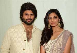 Vijay Devarakonda Hero Movie Launch