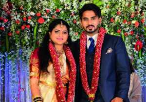 Rakshith Gowda Marriage Photos