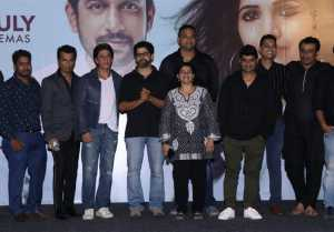 Shahrukh Khan at trailer launch of Marathi film 'Smile Please'