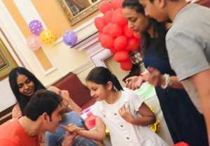 Mahesh Babu Daughter Sitara Birthday Celebrations