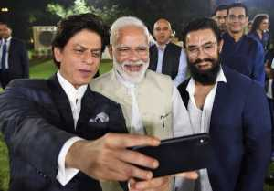 Bollywood Celebs At 150 Years Of Celebrating The Mahatma