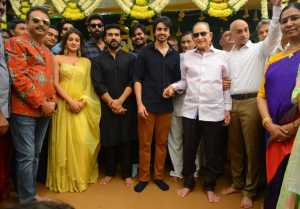 Galla Ashok Movie Opening