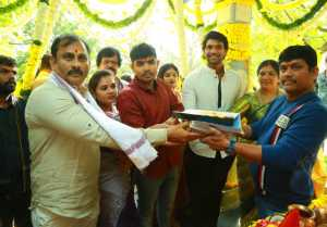 Bellamkonda Srinivas's upcoming project launched today