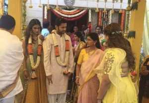 Nithin And Shalini Wedding
