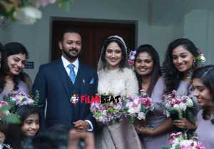 Miya George And Ashwin Philip Wedding Photos
