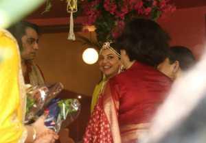 Kajal Agarwal Pre-Wedding Party