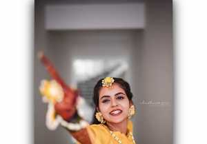 Yaaradi Nee Mohini Fame Chaitra And Rakesh Wedding