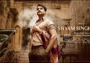 Shyam Singha Roy