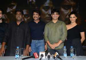 Wild Dog Movie Press meet