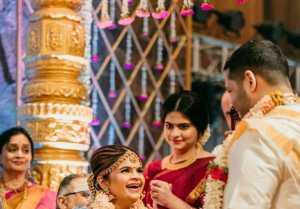 Vidyullekha Raman: సైలెంట్ గా పెళ్లి చేసుకున్న లేడి కమెడియన్ .. ఎంత అందంగా ఉందొ చూశారా..