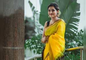 Athulya Ravi : యెల్లో శారీలో అదరగొడుతున్న అతుల్య.. డోంట్ మిస్!