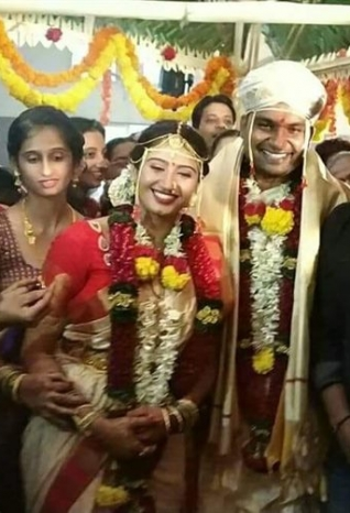 Director Pawan Wadeyar Wedding