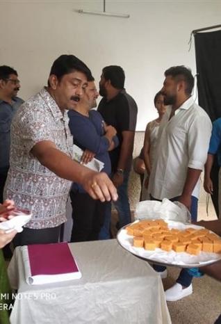 Mikhayel Movie Pooja