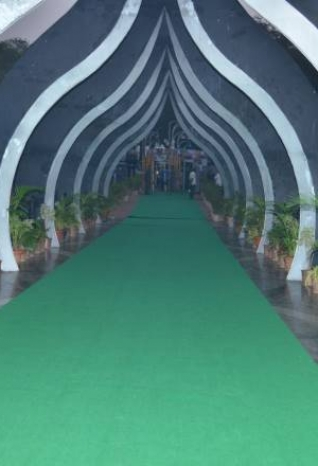 NTR, Kalyan Ram Visited NTR Ghat at Hyderabad