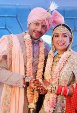 Neeti Mohan And Nihaar Pandya Wedding Photos