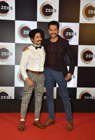 Zee5 Anniversary Celebrations 2019