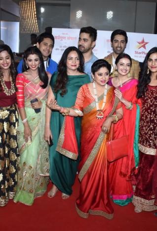 The Launch Of Star Plus New Show 'Ek Bhram Sarvagun Sampanna'