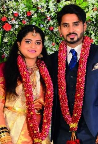 Rakshith Gowda Marriage Photos