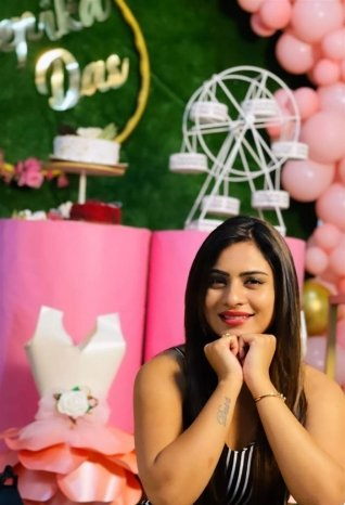 Deepika Das Birthday Celebration 2021
