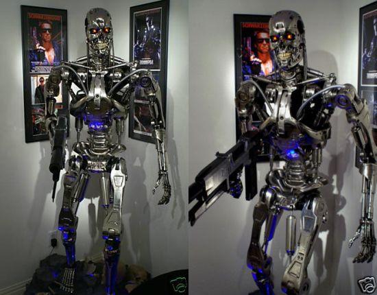 T-800 Robots